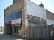 "Thumbnail image of ""Building at 21st & O Street, Lincoln, NE, for future home of Constellation Studios."""