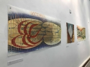 "Thumbnail image of ""works in Exhibition, Arcos, Spain"""