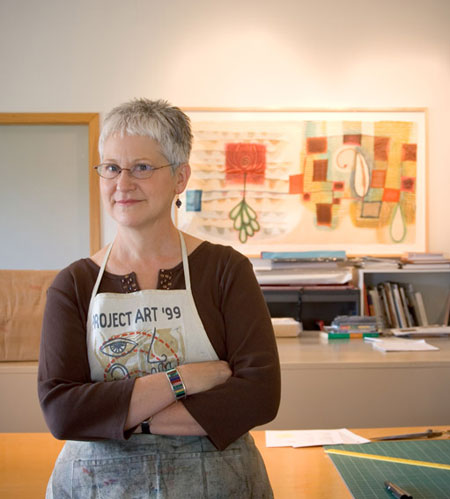 Karen Kunc (photograph by David Dale)